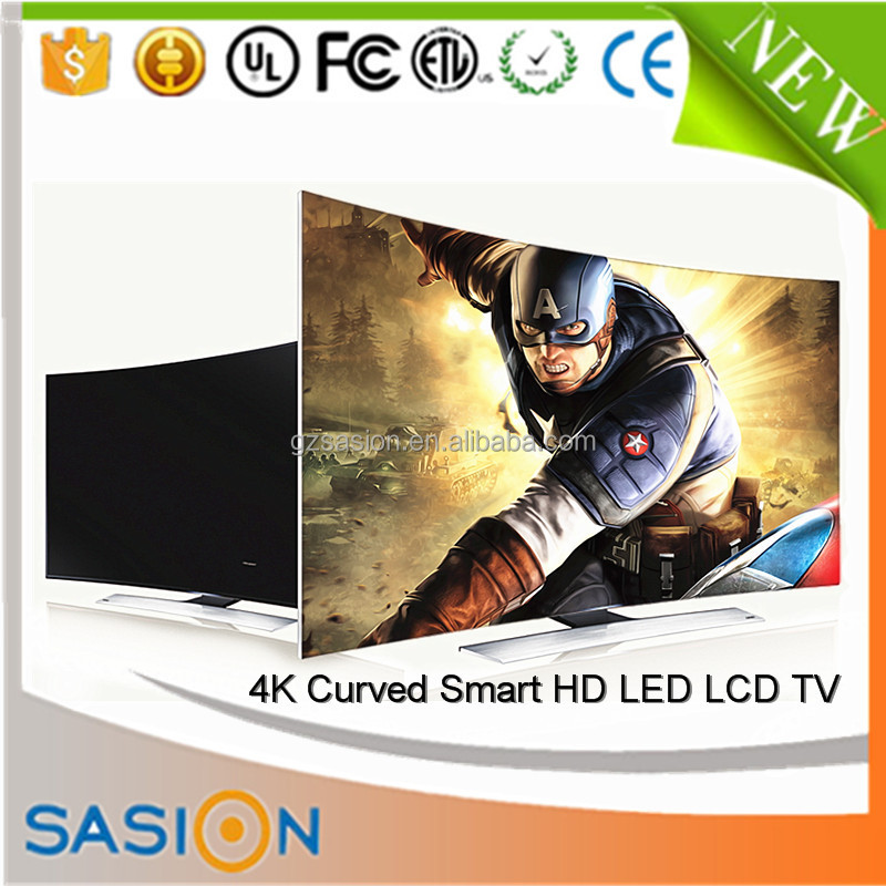 50-75 inch uhd curved screens led panel lcd tv main board