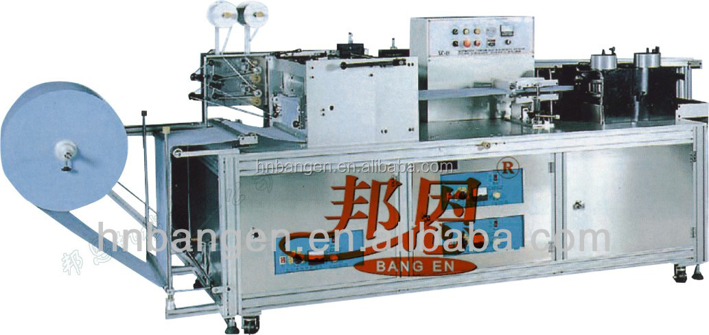 Non woven Cap Making Machine