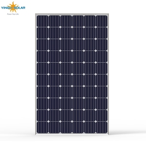 germany 48v 300w 260w transparent pv bifacial solar panel price per watt monocrystalline silicon solar panel on alibaba