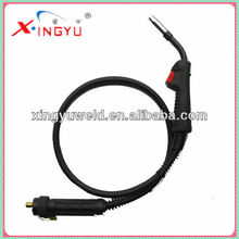 mini welding torch/MB15AK Co2 mig welding torch