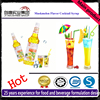 900ml Monin Honey Melon Flavor Cocktail Syrup Mix Raw Material Bubble Tea Ingredients
