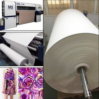 Yesion Wholesale Sublimation Transfers Paper / 58-100gsm Heat Press Machine Subliamtion Paper Roll Size