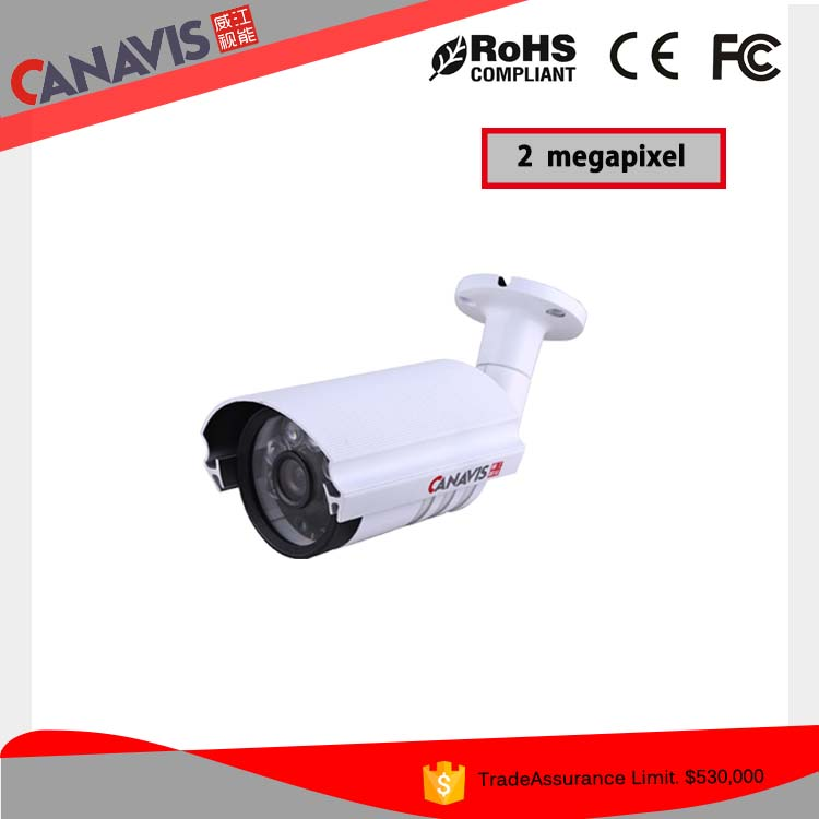 High definition 2.0 megapixel outdoor security cctv 1080P camera