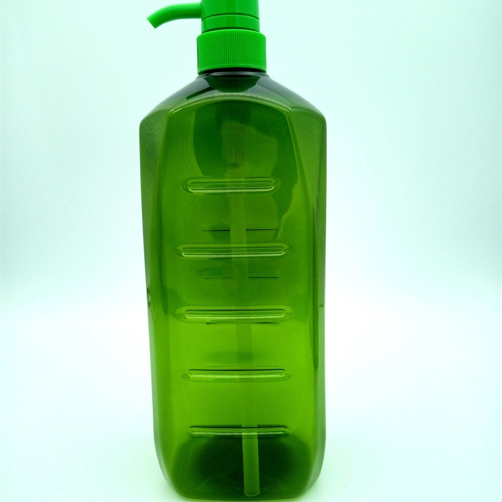 1280ml PET Cleanser Essence Ethyl Alcohol Container