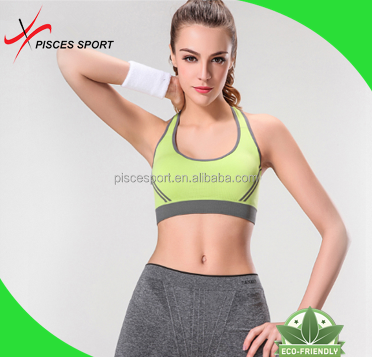 Design Your Own Style Activity Sports Bra Custom Made ...