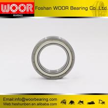 Auto parts dimensions relatively small micro deep groove ball bearing