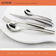 Luxury wedding silverware,german flatware,silver cutlery