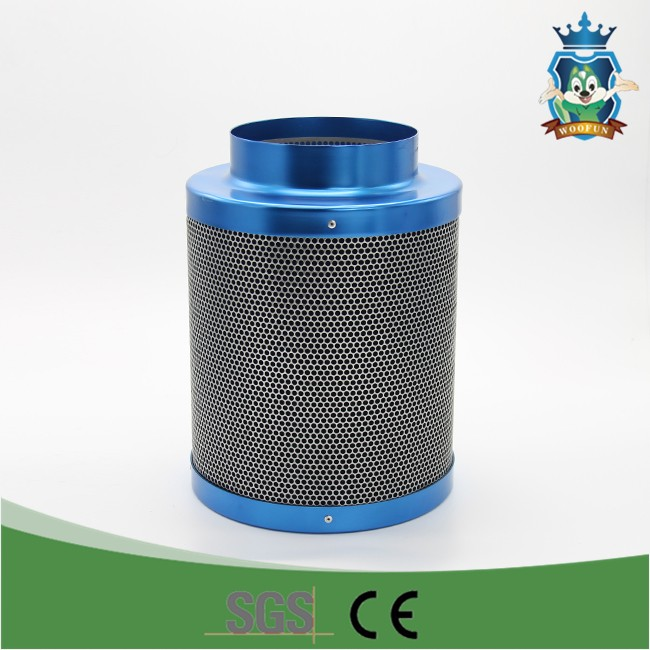 Ventilation system air conditioner air filter hydroponic carbon filter
