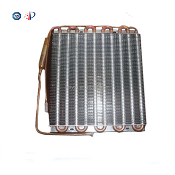 Evaporator manufacturer of the latest design of high quality fin-type refrigerator evaporator