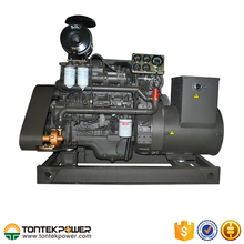 100KW 3 Phase Marine Diesel Generator Used For Sale