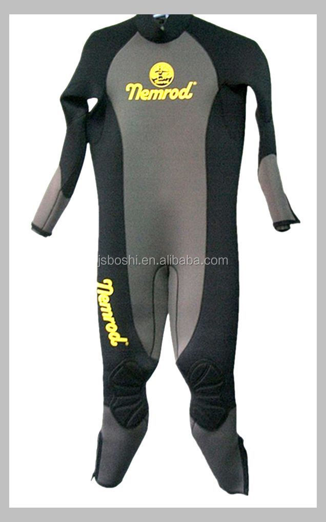 Neoprene swim wetsuit commercial diving wetsuits