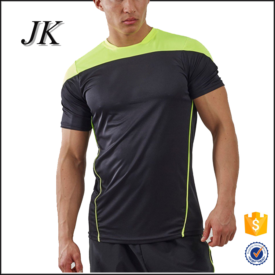 The wholesale custom gym men t shirt clothing from alibaba china