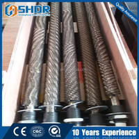 mild steel electric finned tubular air duct heater