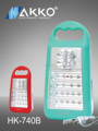 rechargeable Easy-carry Portable Emergency Led Lamp