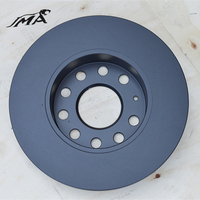 Casting Iron Brake Discs Factory Direct Sale for Audi car to Trading Company with G3000 Standard TS16949 Certificate