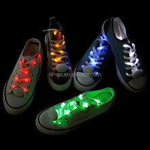 2014 new products on market sports led shoe lace charms