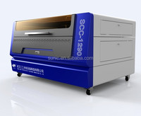 laser equipment CNC plastic leather 60W 80W laser cutting machine stone engraving machine