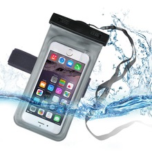 2017 Hot New Products Universal WaterProof PVC Mobile Phone Cases For Promotion Gifts