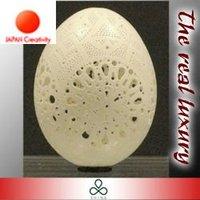 Slovenian artistic egg shell crafts