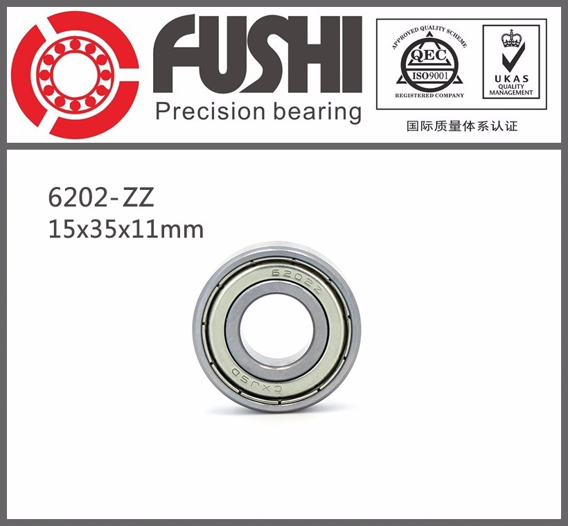 Manufacturer Hot-Selling Competitive Price High Speed Precision Bearing, 6202z Specification