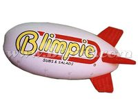 Hot sale advertising inflatable zeppelin/ blimp from China K7092