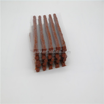 factory price 100mm*6mm100mm*3.5mm tire repair strips tubeless tire repair seal