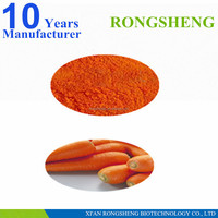 10 years factory supply carrot root extract