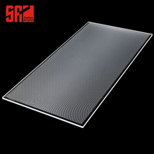 LGP sheet manufacturers PMMA light guide panel led backlight diffuser