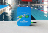 Back Float - Adjustable Swimming Back Float Swimming Learning Float Kick Back Board