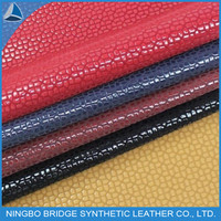 1403004-5034-23 New Design Hot Product Embossing Faux PU Bag Material