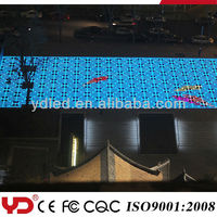 YD IP68 outdoor advertising digital display screens
