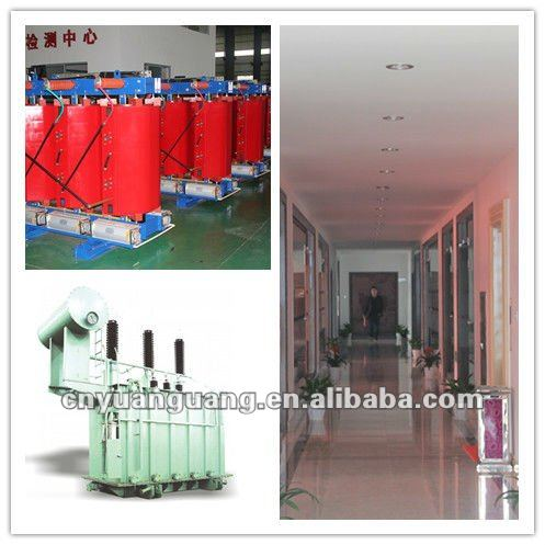 30kVA-2500kVA cast resin amorphous alloy distribution transformer