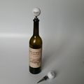 Wholesale Metal Golf Shaped Wine Bottle Stopper