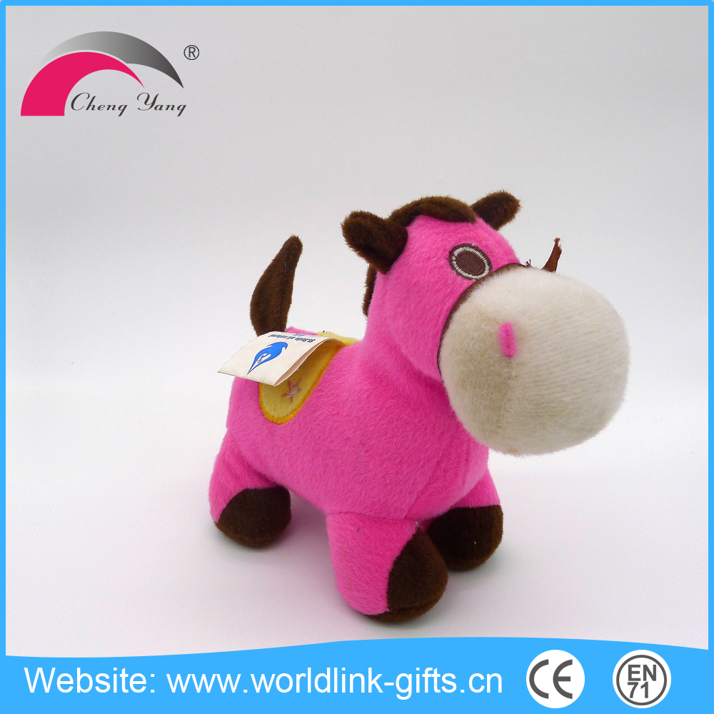 In the Chinese zodiac pony plush stuffed toys