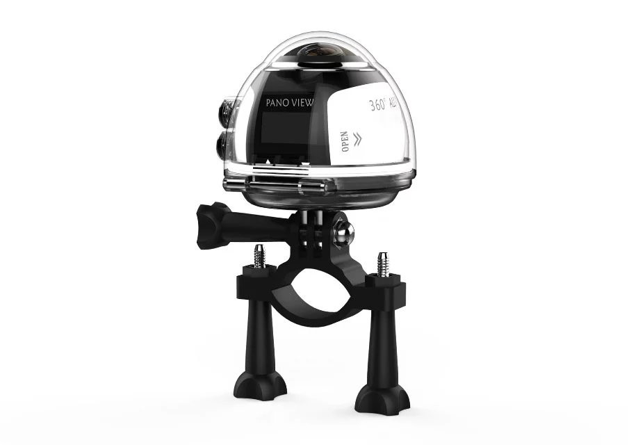 Full View 360 Degree Panoramic Action Camera
