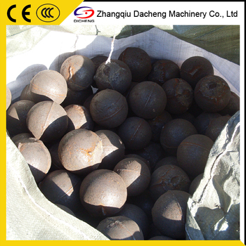 High Chrome 8-150mm Cast Grinding Steel Ball For Ball Mill