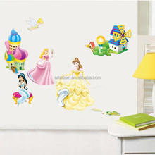 Sala infantil decoracion extraíble para <span class=keywords><strong>la</strong></span> <span class=keywords><strong>pared</strong></span> del dormitorio sticker <span class=keywords><strong>princesa</strong></span>