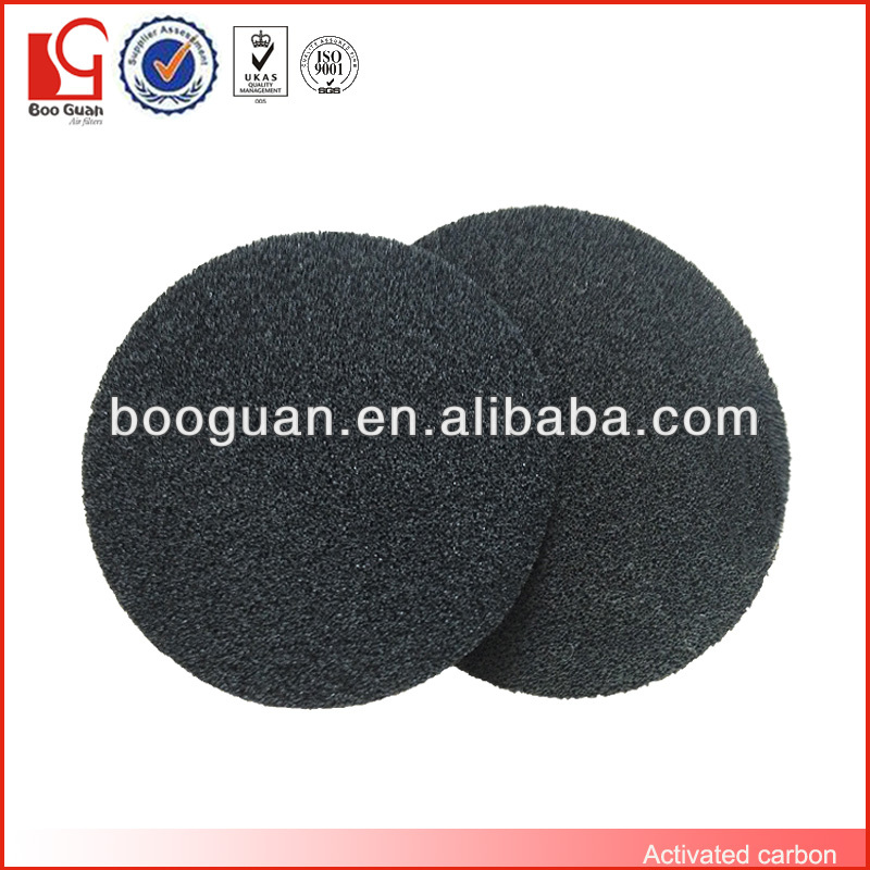 Top grade most popular Activated charcoal filter cloth