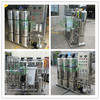 Good price of CXRO-1000LPH automatic small stainless steel reverse osmosis RO water treatment plant for well water