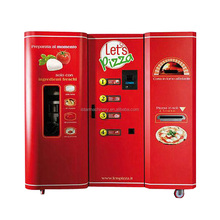 watsapp +86 15140601620 Free shipping hot food pizza self vending machine