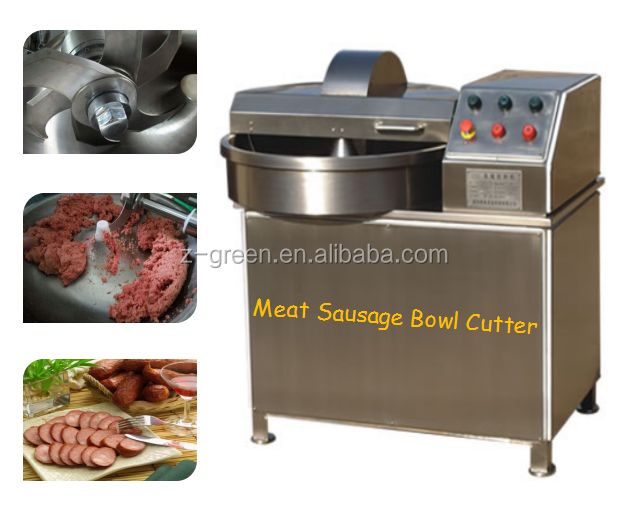 Electric and automatic professional fish and meat chopper/mincing machine