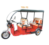 CHEAPEST three wheel passenger taxi e bike rickshaw