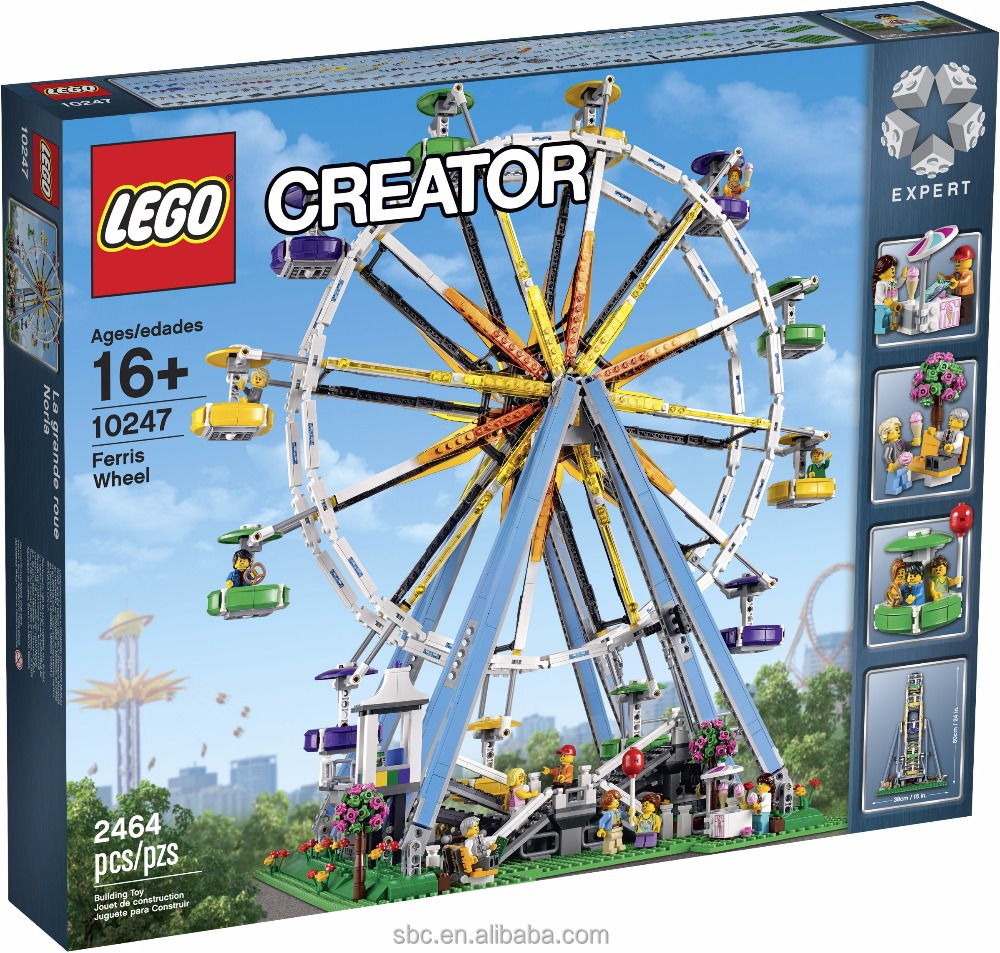 Creator Ferris Wheel 10247 genuine safe legos