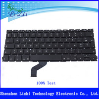100% Brand new Grade A A1425 FR keyboard for Macbook pro retina