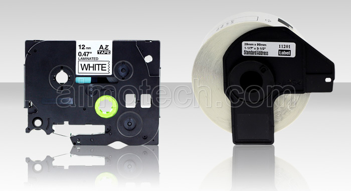 Blank color cassette tape xr12yw for casio AR-12YW