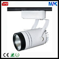 Fashion design and different types cob type led track light (only empty housing)