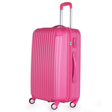 ABS 3 pcs set eminent polo trolley luggage travel tow trolley bag suitcase 20 inch trolley suitcase