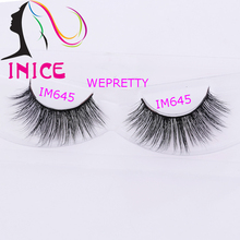 Special deal 3D real mink fur eyelashes customer can buy premium lashes with cheap price