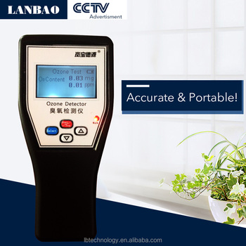 Manufacturer Directly Accurate Portable Ozone Meter