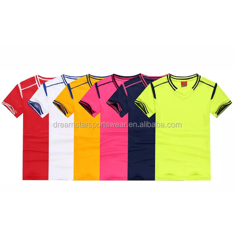 2019 Latest Jersey Club/Team Football Team Jersey Thailand Pattern